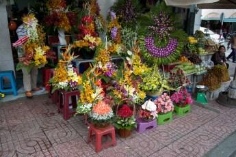 Blumenstand