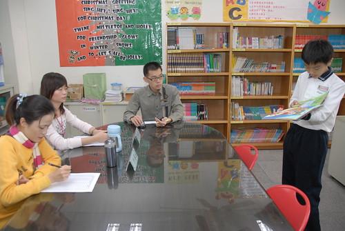 英語繪本小書口頭報告 981119_09   頭家國民小學 Tuojia Elementary School   Flickr