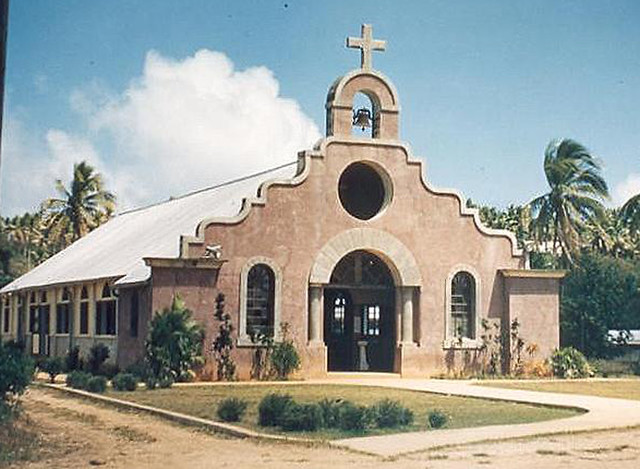 Spanish Mission Style Architecture, 1950
