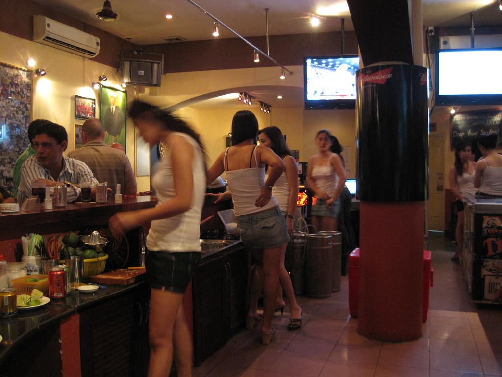 Hostess Bar Ho Chi Minh City Vietnam  No 5 Bar  www