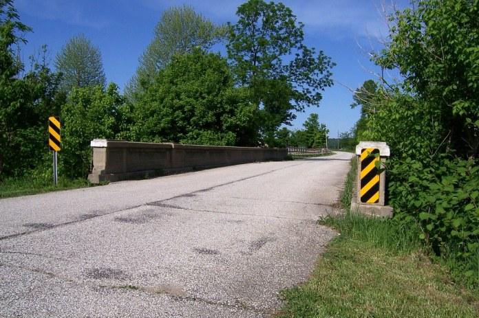 Bridge on Old SR 37