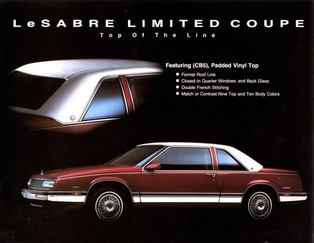 medium resolution of  1988 buick lesabre limited coupe by aldenjewell