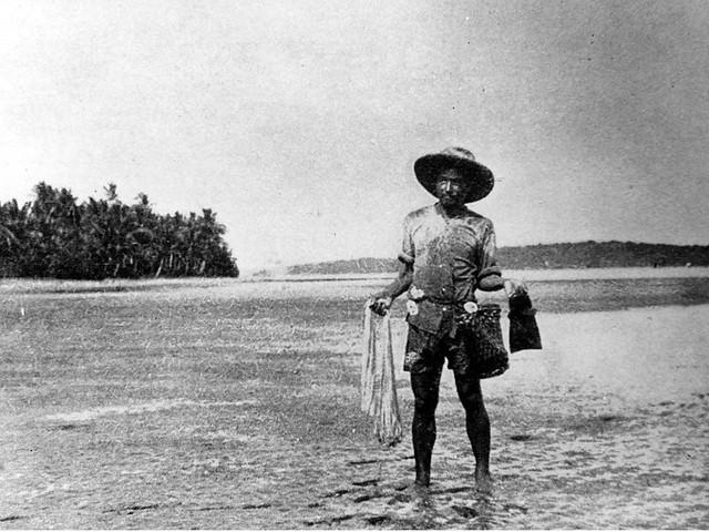 Guam Fisherman, 1902