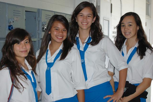 Notre Dame Girls