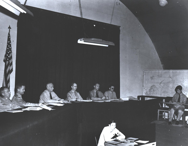 War Crimes Commission, 1948