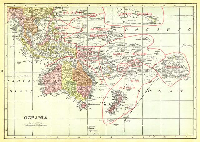 Pacific Territories, 1926