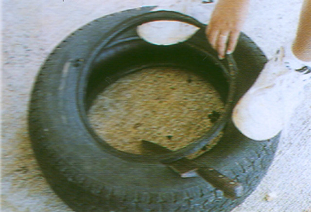 Creating Tire Wire