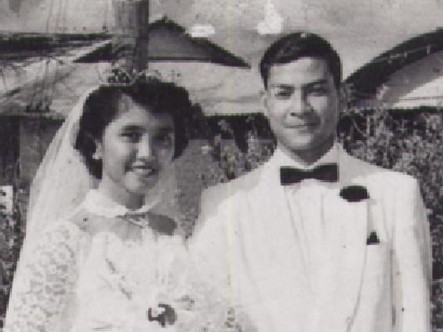 Rosita and Eustaquio