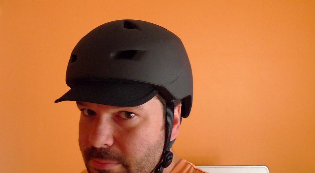 Bern Brentwood helmet  I needed to get headgear  that