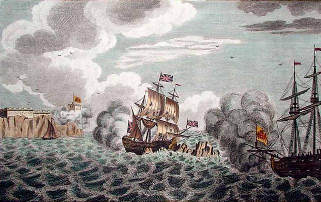 The Success, 1788