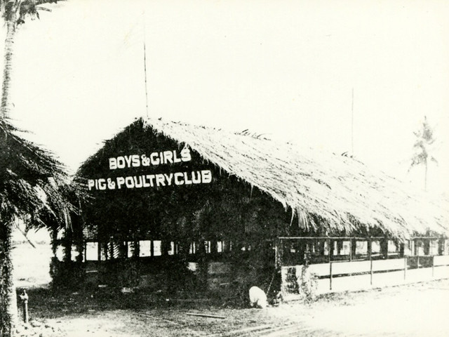 Boys and Girls Club Building