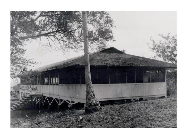 Men's TB Ward, 1935