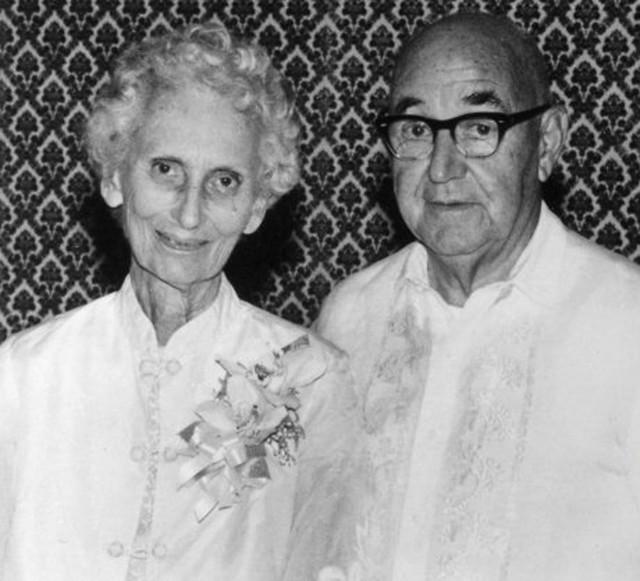 Cynthia and Edgar Olson
