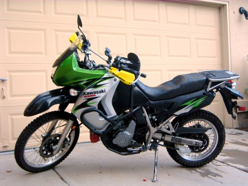 small resolution of  2008 klr and farkles by croeder6000