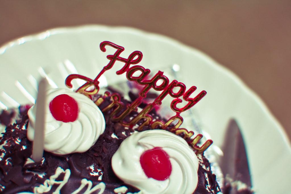 happy birthday cake name