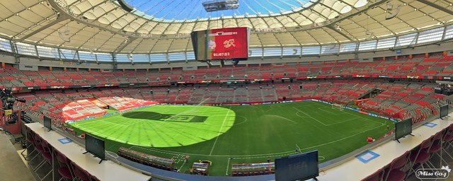 FIFA WWC at BC Place