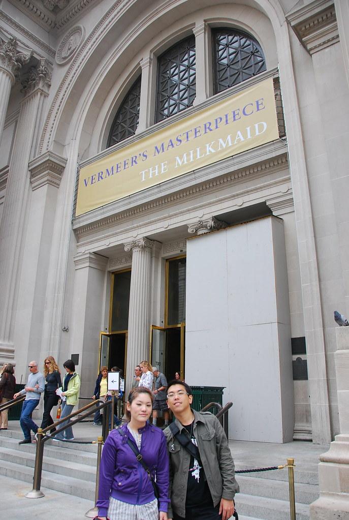 0910_16:11日綠世代新西遊記團隊至紐約大都會美術館參觀。 | TEIA | Flickr