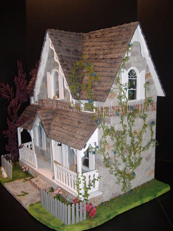 greenleaf arthur dollhouse kit