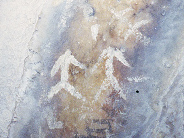 Chugai Cave Detail