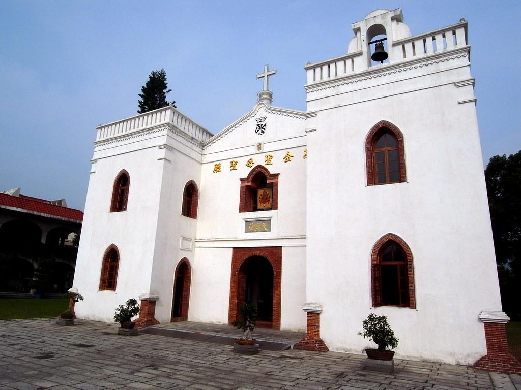 萬金聖母教堂-1 | Exif_JPEG_PICTURE | Charles Lee | Flickr