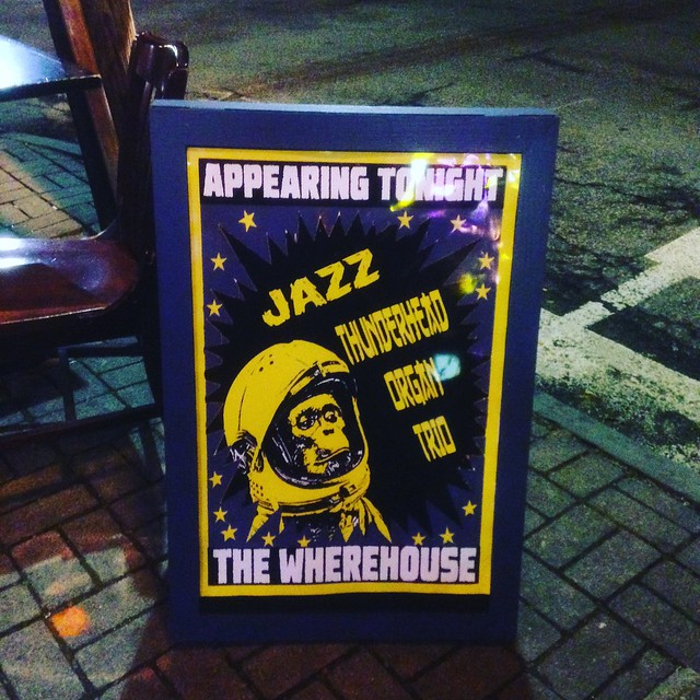 The Wherehouse introduces Sandwich Boards...!