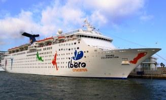 Grand Celebration Ibero Cruceros | Location: Barcelona | Herman ...