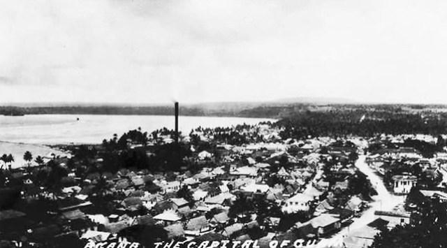 Hagåtña, 1917