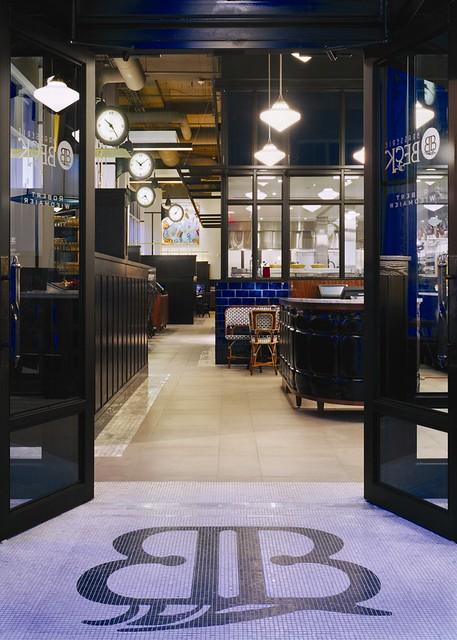 Brasserie Beck  Interior  Brasserie Beck is Robert