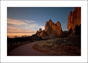 More rock pictures...... 30 sec exposure using B+W ND110 filter.