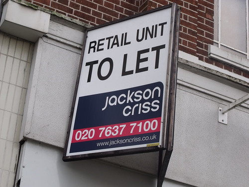 Former Woolworths store in Acocks Green - Retail Unit To Let - sign