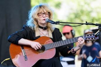 Jessica Pratt @ Pitchfork Music Festival, Chicago IL 2015