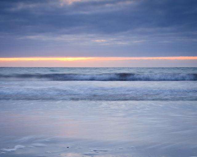 Sunset at Culla Beach II
