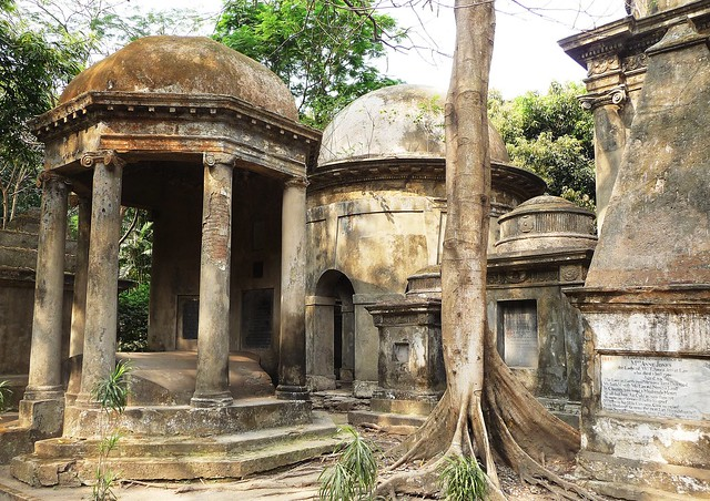 South Park Street Cemetery - Calcutta