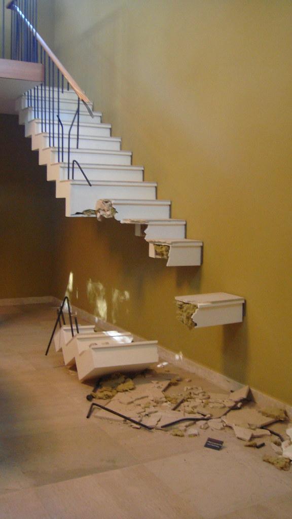 Broken Stairs Davide Costanzo Flickr