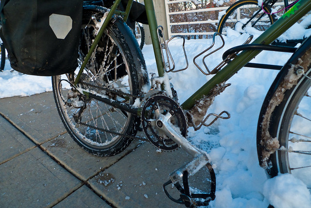Slushy Boulder Bike