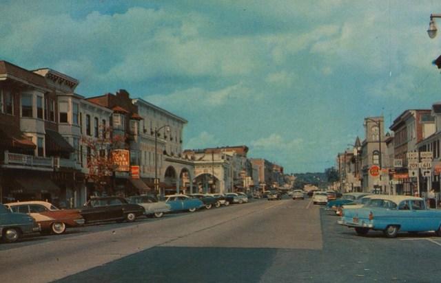 Main Street - Stroudsburg, Pennsylvania