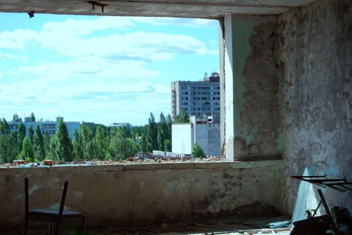 hotel pripyat
