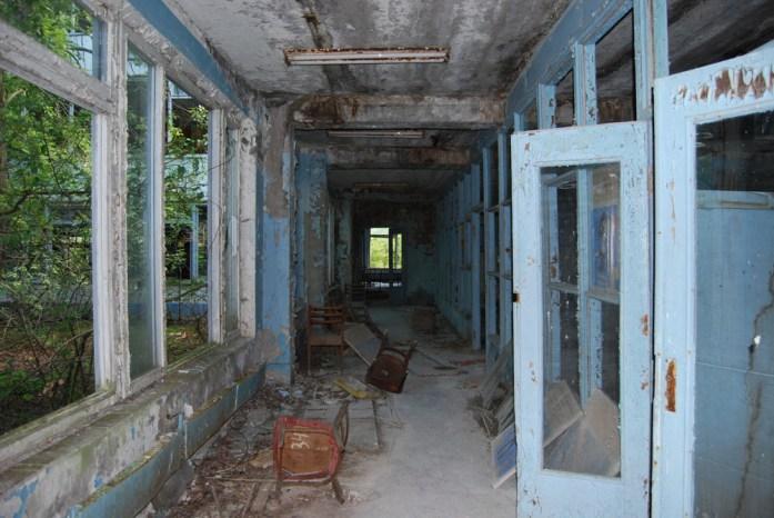colegio pripyat