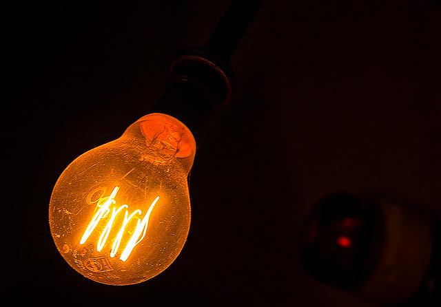 light bulb an interesting