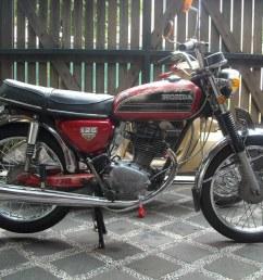 honda cb125 by motopunk restoration honda cb125 by motopunk restoration [ 1024 x 768 Pixel ]