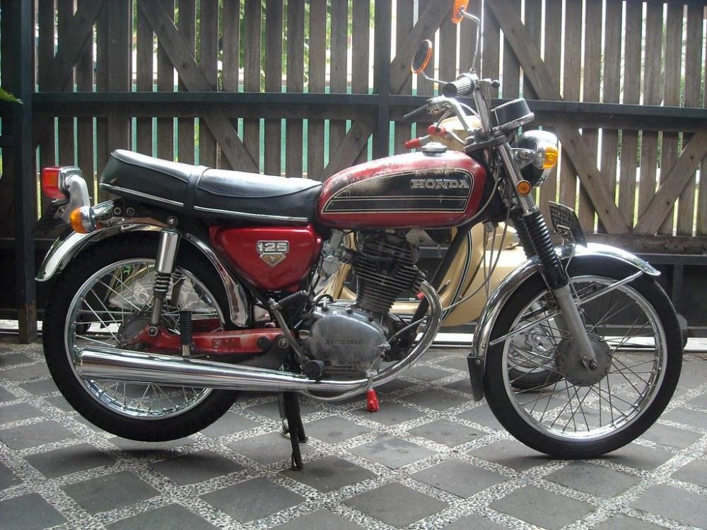 medium resolution of honda cb125 by motopunk restoration honda cb125 by motopunk restoration