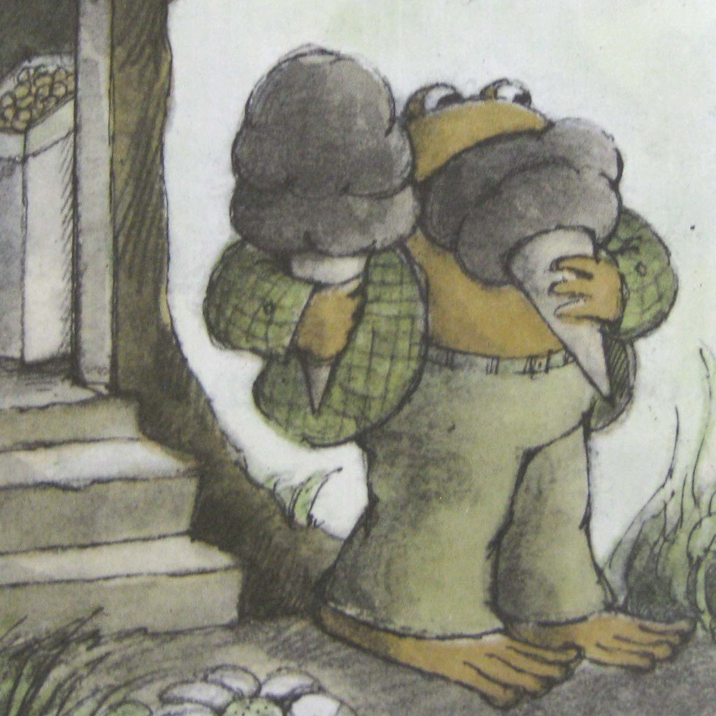 Frog And Toad All Year 4
