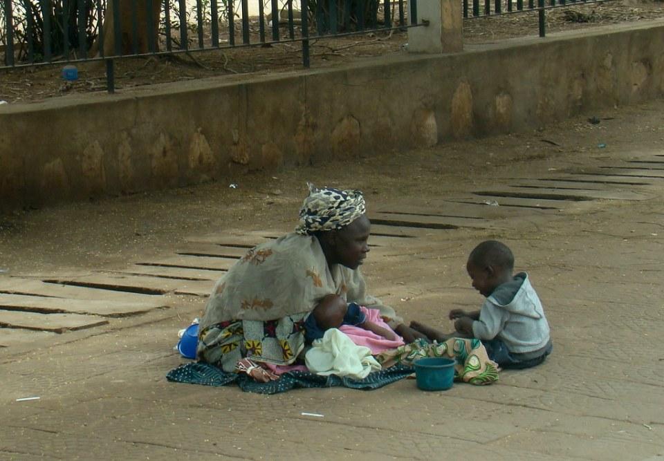 Bamako su gente people Mali 04