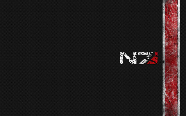 3d Hd Wallpapers N7 Wallpaper Mass Effect In A Photoshop Mood And