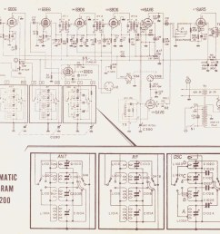 1959 pre teen turbo nerd build your own 4 band shortwave radio from a kit [ 1024 x 897 Pixel ]