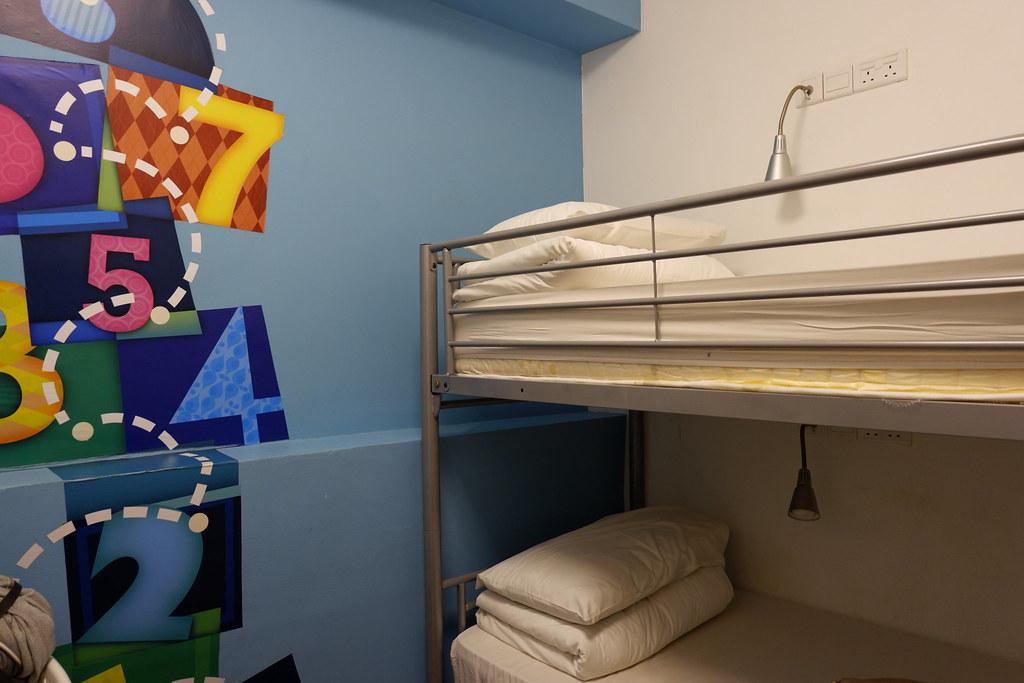 Five Stones Hostel Twin Room