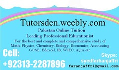 tutor academy, teacher in karachi, tuition in karachi