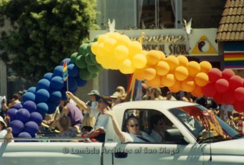 San Diego LGBT Pride Parade 1999:
