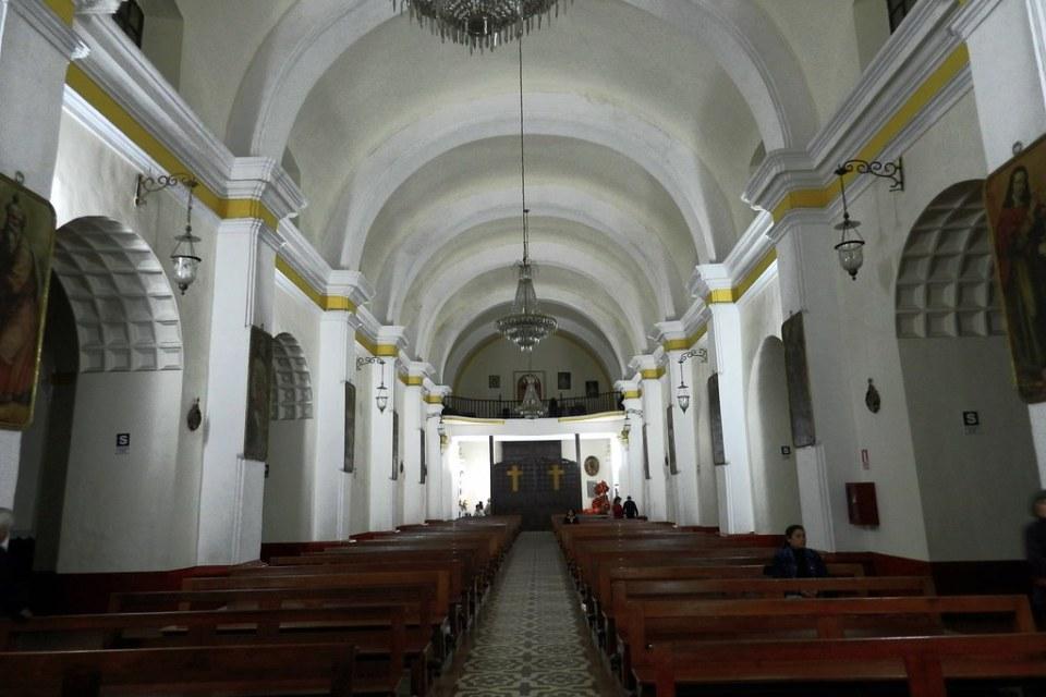 Trujillo Iglesia de San Agustin o San Antonio de Padua Peru 05