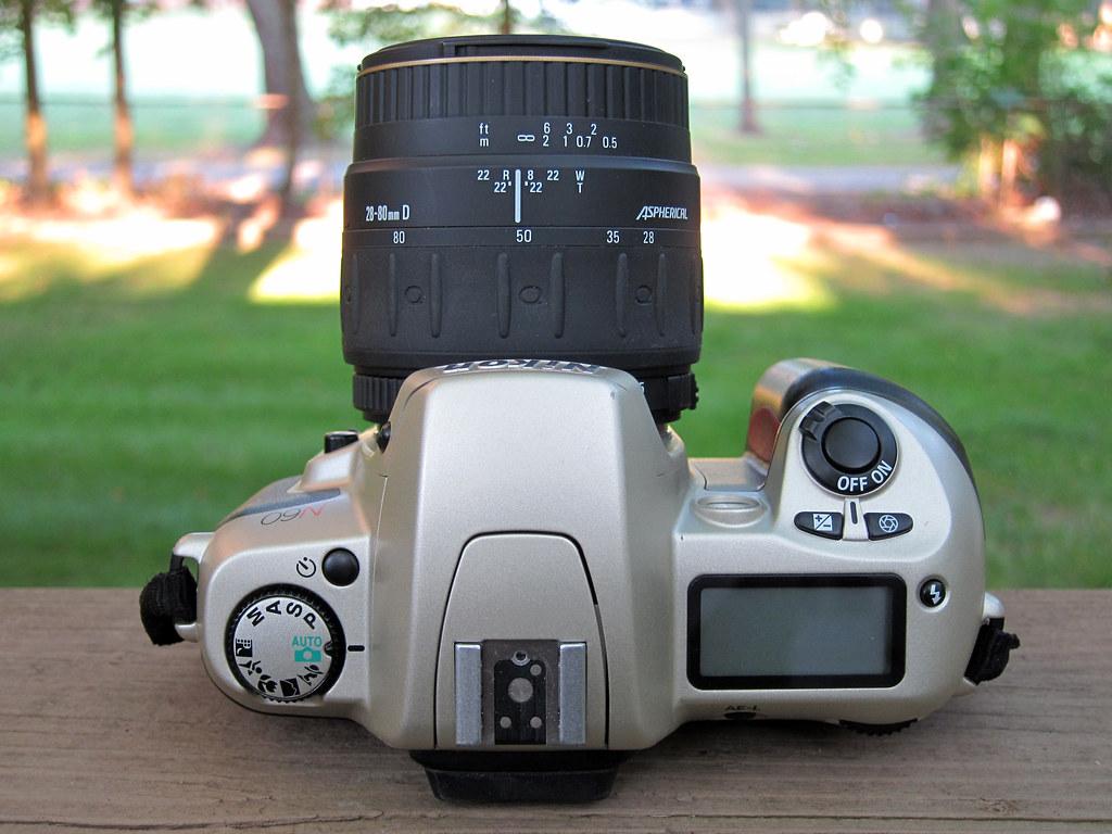 Nikon N60
